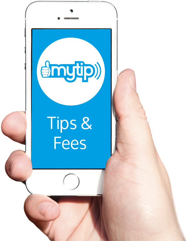 mytip app phone tips fees
